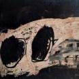 Crâne, Serge Labégorre 2005, 81 x 100 cm ab#01