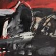 Crâne sns date ni titre, Serge LAbégorre 60x80cm 25P ab#01
