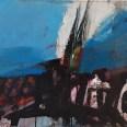 En revenant par Branne, Serge Labégorre 2010, 46x55 cm 10F at#06
