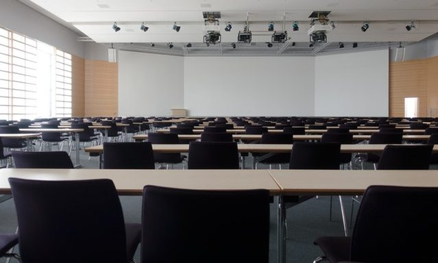 24/7 remote venue hire conference room