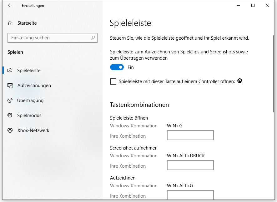 Bildschirm Aufnehmen Unter Windows 10 8 7 Komplette Anleitung
