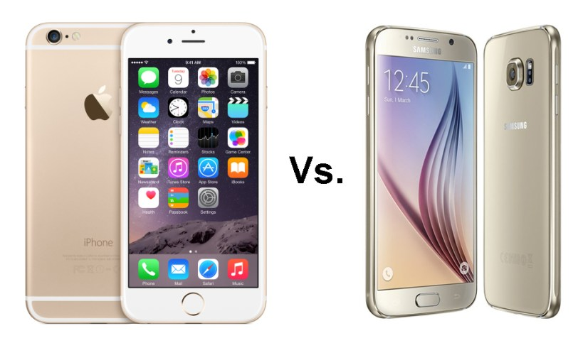 iPhone-6-vs-Samsung-Galaxy-S6-image
