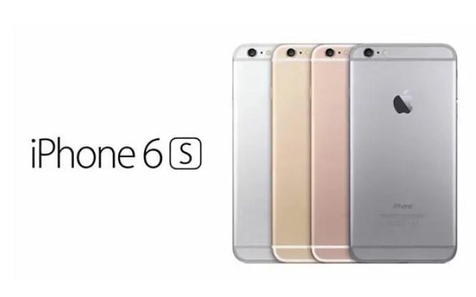iphone6srose