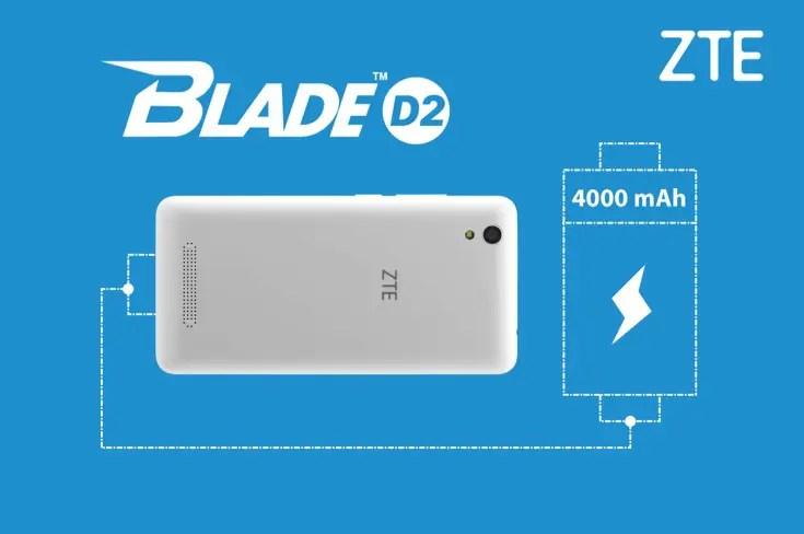 ZTE Blade D2