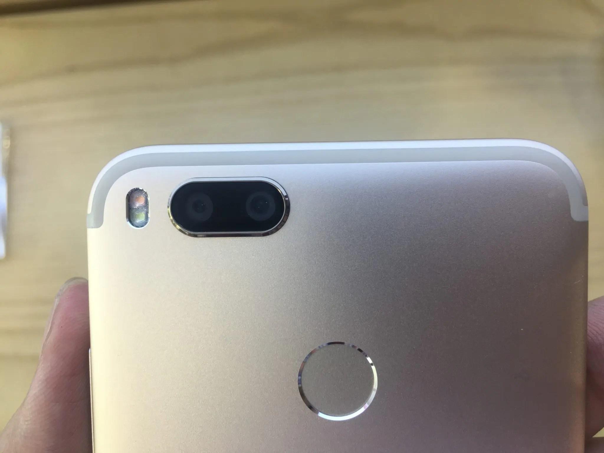 Xiaomi Mi A1 Rear Camera