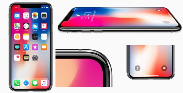 Apple iPhone X Design and Display