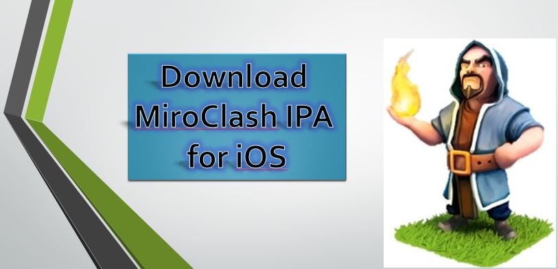 Download MiroClash CoC Private Server for iOS | No Jailbreak