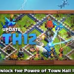 Clash of clans APK TH12