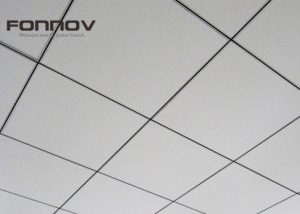 perforated ceiling tiles lay in with