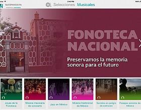 Resultado de imagen para fonoteca nacional de mexico