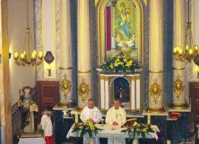 Misa de sant Antoni. Foto: Pepe Gandía