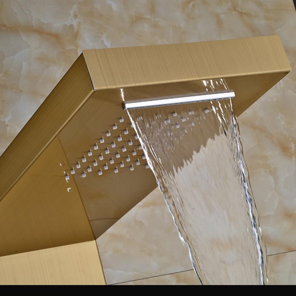 Shower Bath Set