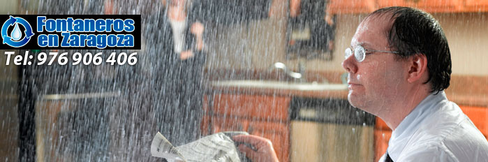 fontaneros fugas de agua zaragoza
