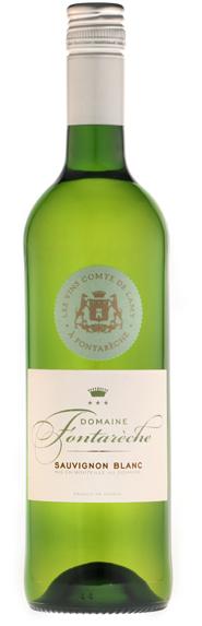 grand vin blanc corbieres sauvignon fontareche domaine lamy