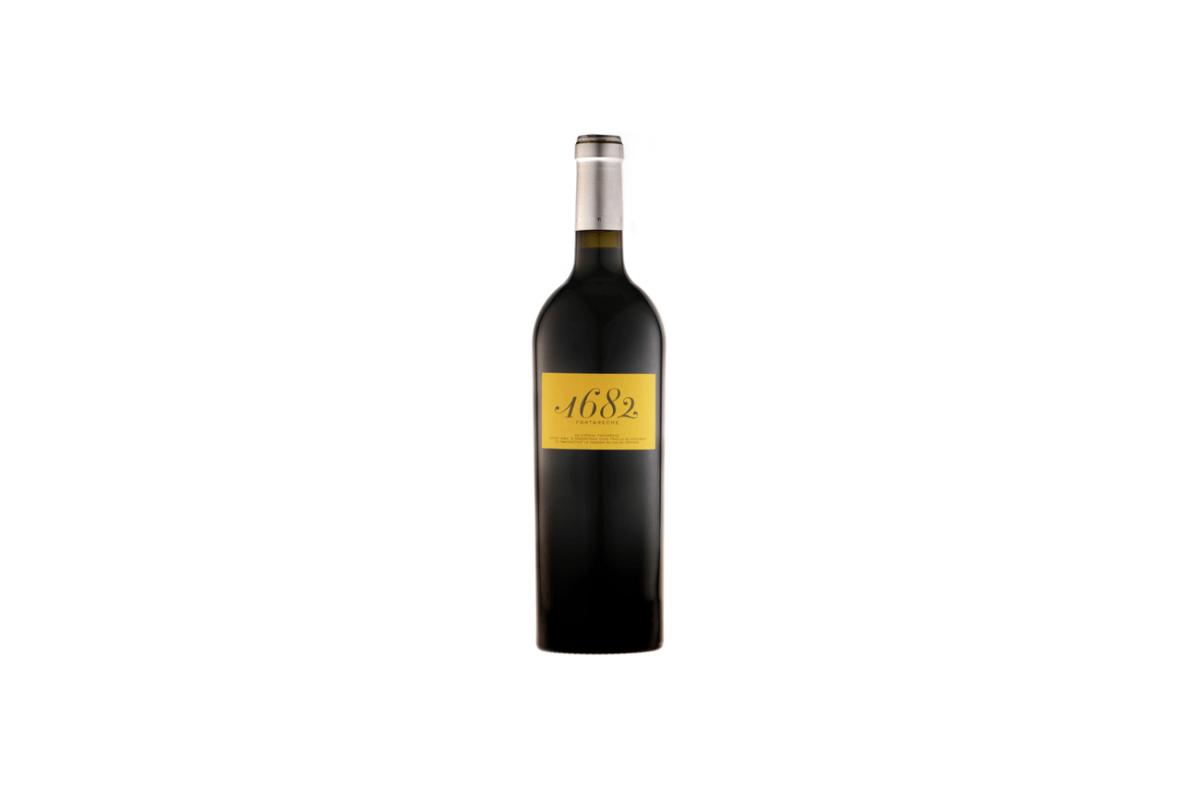 red wine corbieres cuvee 1682 fontareche