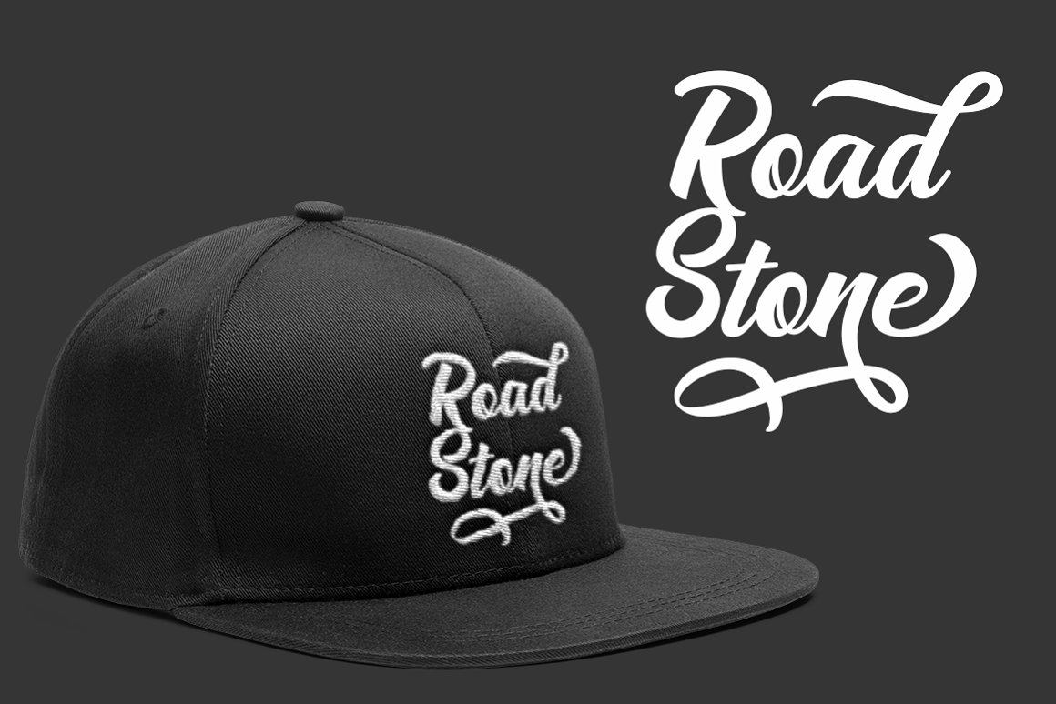Road-Stone-Apparel-Style-Font-2