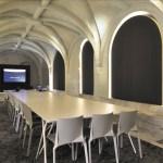 Salle des celliers - Fontevraud