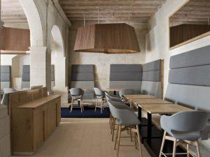 Salle de Fontevraud Le Restaurant
