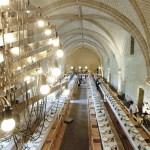 Réception 2 au Grand-Réfectoire - Fontevraud
