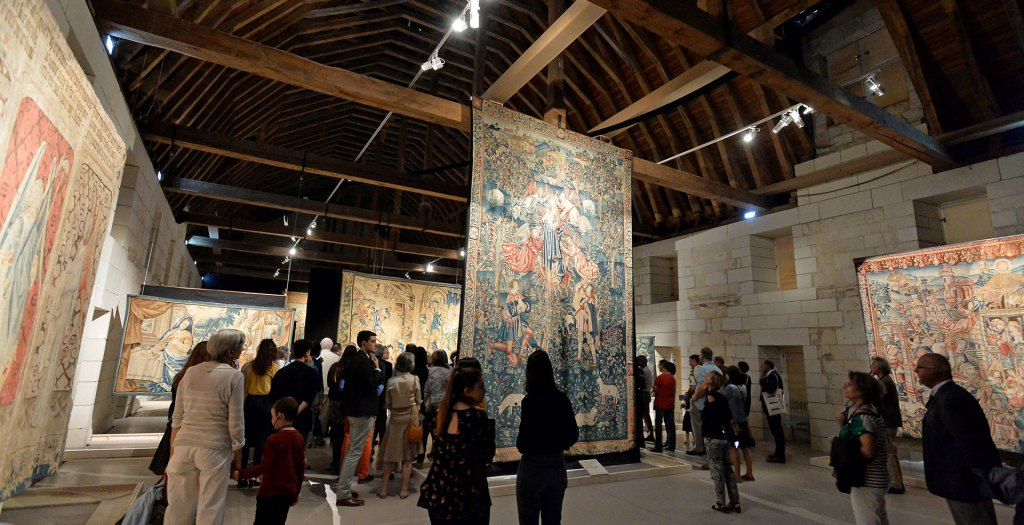 Exposition tapisserie 2019