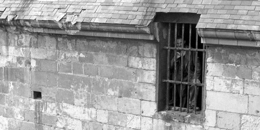 prison barreaux fontevraud