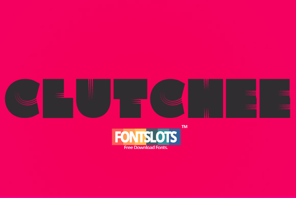 Clutchee Font