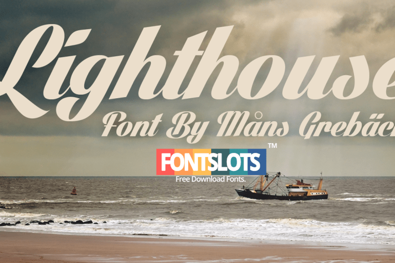 Lighthouse Fonts