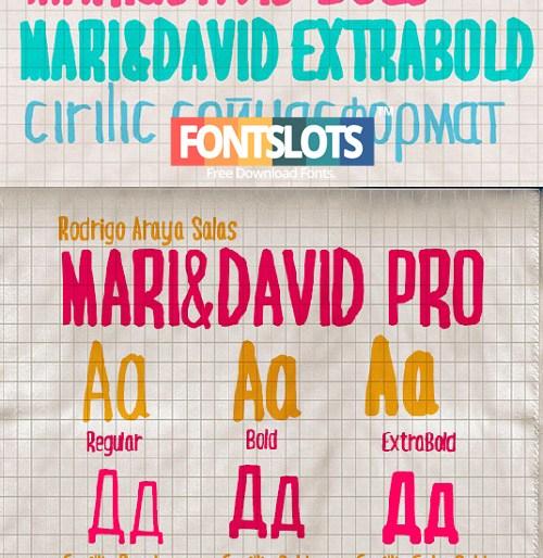 Mari David Font