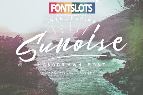 Sunoise Font