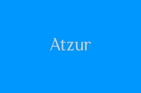 Atzur