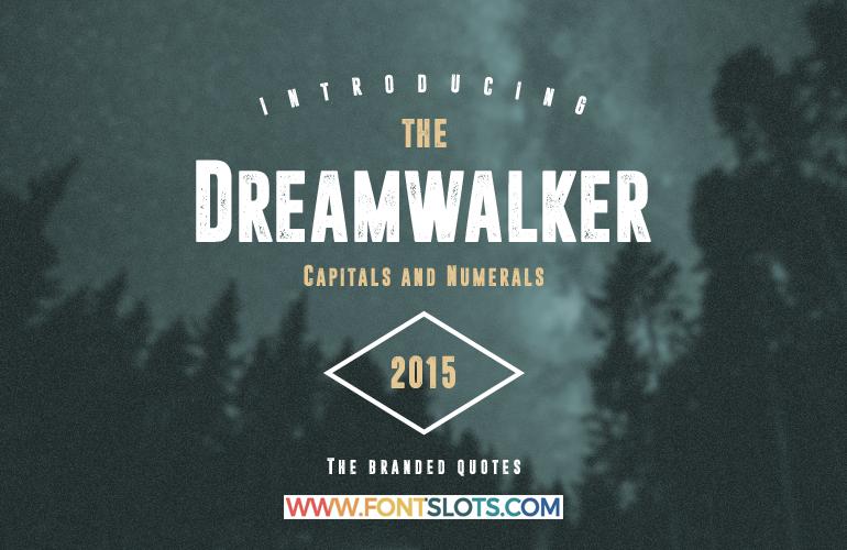 Dreamwalker Font