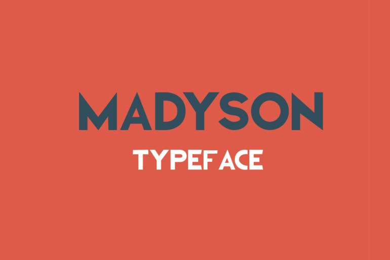 Madyson Font