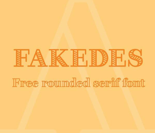 Fakedes Font