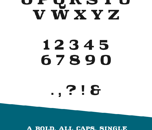 Gone Typeface Font