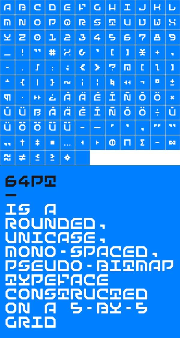 Matematica Font | Font Slots