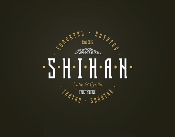 Shihan Font