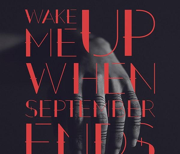 September Font