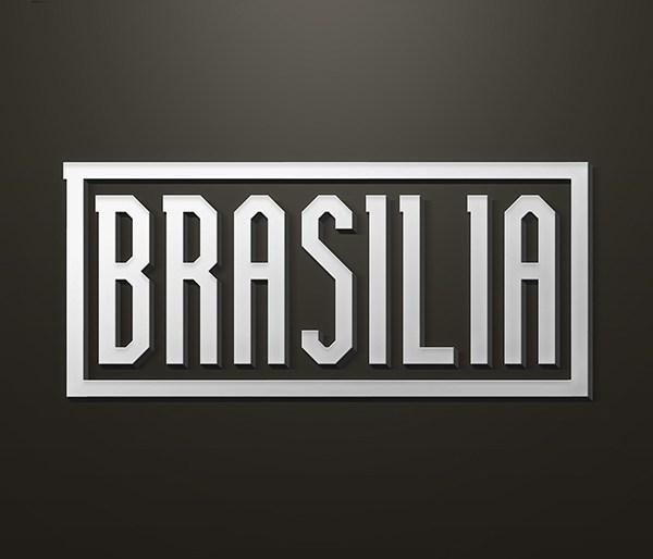 Brasilia Font