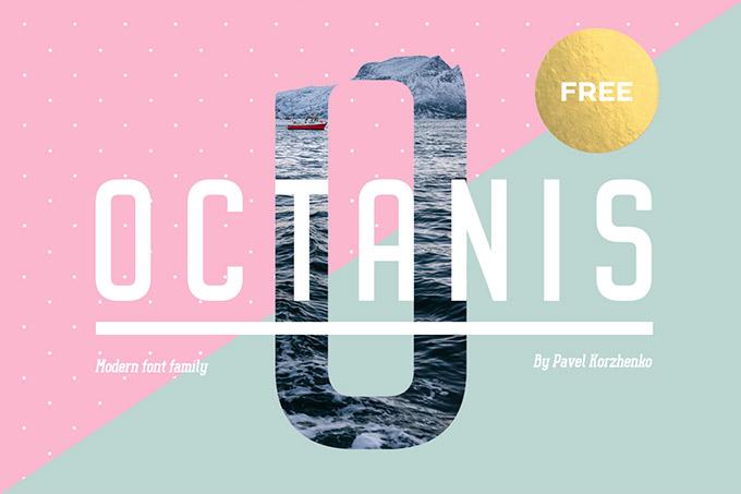 Octanis Font