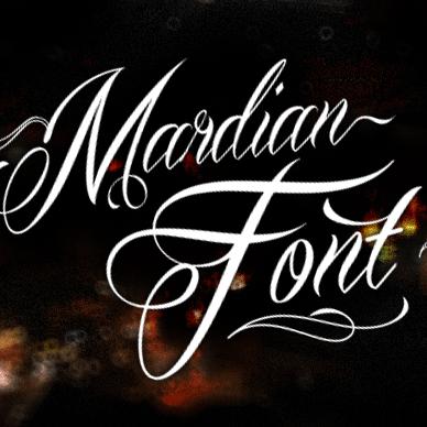 Free Art Handwriting Font