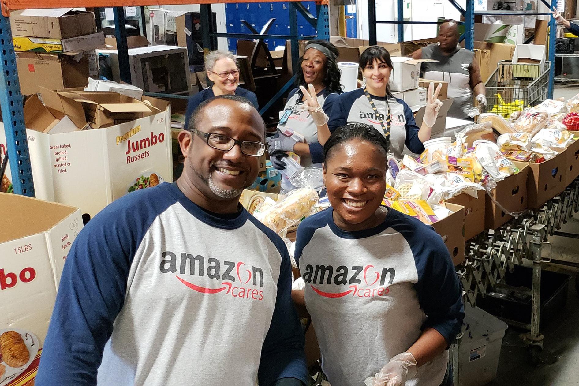 Martin Luther King Jr Day Community Food Bank 3000 Galvez
