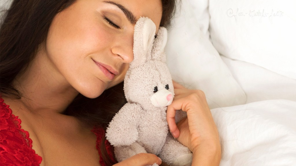 Cuddly toys can provide a sense of security and thus have a calming effect, they also do not snore! ;)