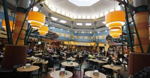 Image result for tcnj dining hall