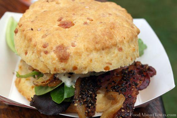 TBMFT BLT Sandwich