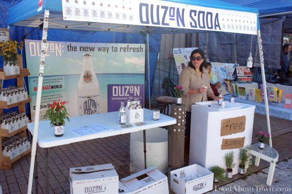 Ouzon Stand @ Greentopia EcoFest
