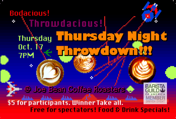 joebeanthrowdown