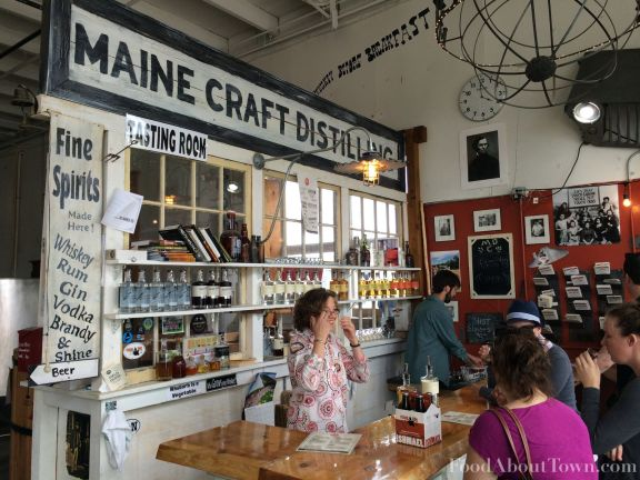 Maine Craft Distilling
