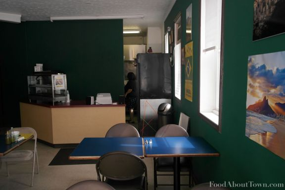 Samba Cafe Interior