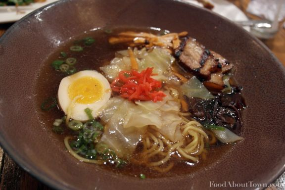 Chicken Soy Ramen Furoshiki