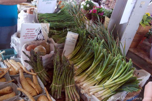 Market Early 5/15 Asparagus